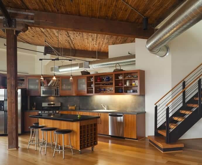 Beautiful kitchen cabinetry